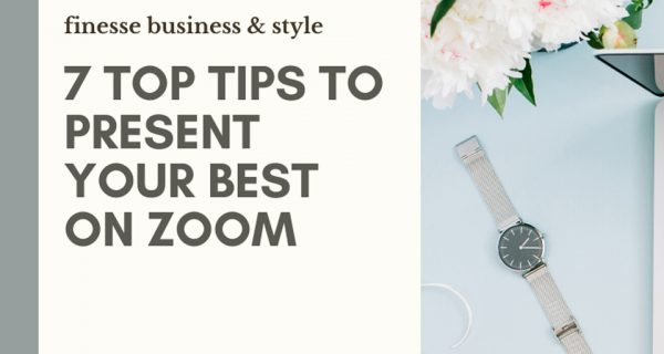 7 Top Tips for Zoom